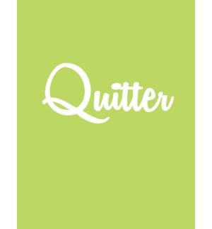 RT/Quitter
