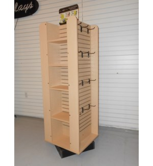 DISP/Combo Assembly 8 Shelves