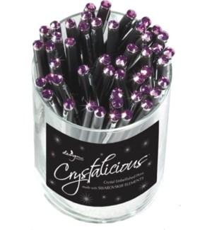 DISP/Crystalicious Round Pen