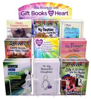 DISP/BMA 9 Book Display