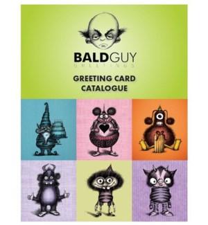 CAT/Bald Guy Catalogue