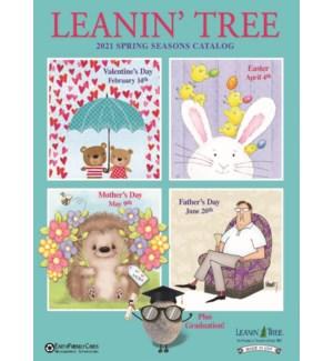 CAT/Leanin Tree Spring Season