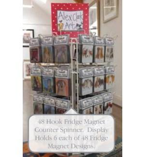 PPK/48 Hook Fridge Mag Spin*