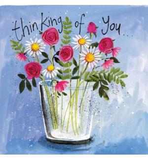 THB/Vase Of Flowers