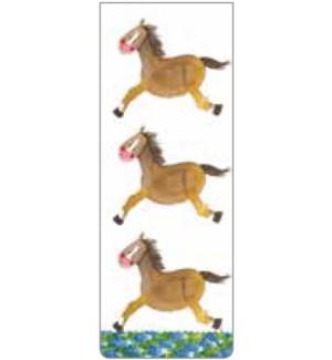 BM/Galloping Horses
