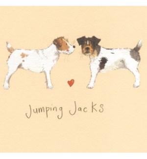 COASTER/Jumping Jacks