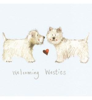 COASTER/Welcoming Westies