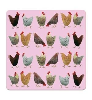 COASTER/Chickens