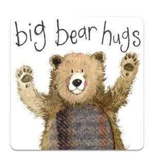 COASTER/Bear Hugs