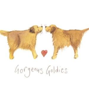 COASTER/Gorgeous Goldies