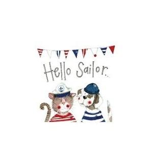 COASTER/Hello Sailor