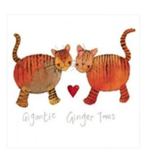 EDB/Gigantic Ginger Toms