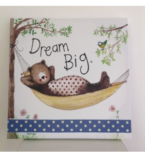 CANVAS/Dream Big LG