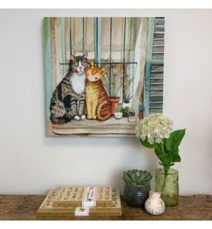 CANVAS/Provence Cats