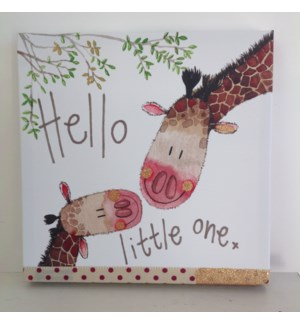CANVAS/Hello Little One M