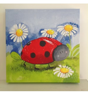CANVAS/Little Ladybird M