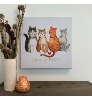 CANVAS/Marvelous Moggies