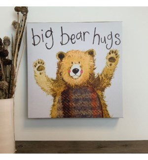 CANVAS/Big Bear Hugs
