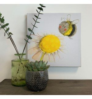 CANVAS/Bee And Daisy