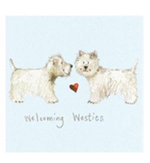 EDB/Welcoming Westies
