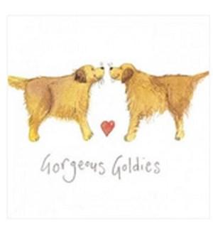 EDB/Gorgeous Goldies