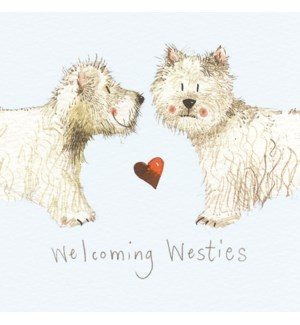 MAG/Welcoming Westies