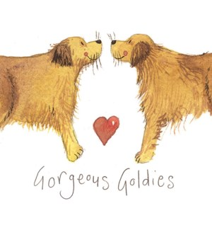 MAG/Gorgeous Goldies