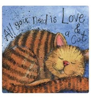 MAG/Love & A Cat