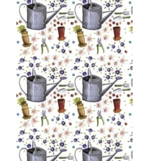 GIFTWRAP/WATERING CAN