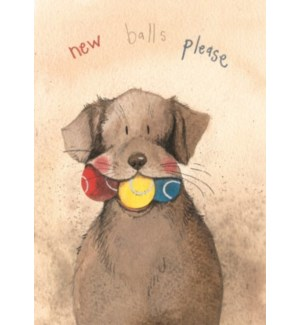 EDB/New Balls Please
