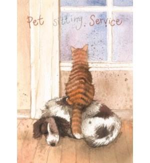 EDB/Pet Sitting Service