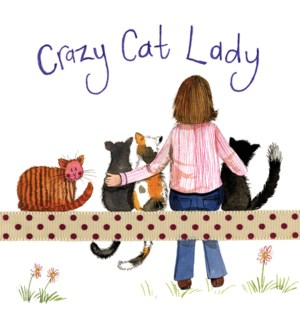 KY/CRAZY CAT LADY