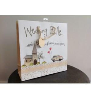 GIFTBAG/Wedding Bells LG