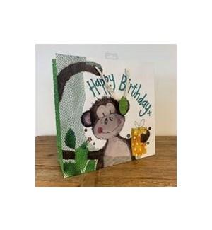 GIFTBAG/Monkey & Gift