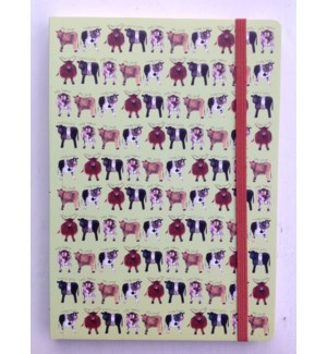 NOTEBOOK/Cow Collection LG