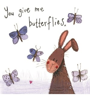 ROB/You Give Me Butterflies