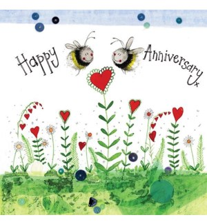 ANB/Happy Anniversary Bees