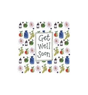 GWB/Get Well Soon
