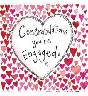WDB/Engagement Hearts
