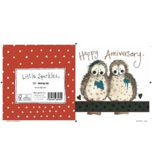 ANB/Anniversary Owls