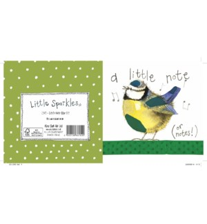 EDB/Little Note Blue Tit
