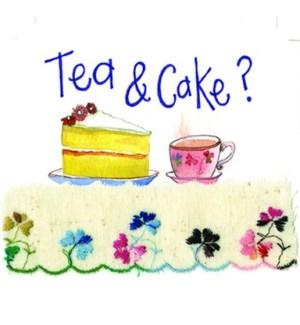EDB/Tea & Cake