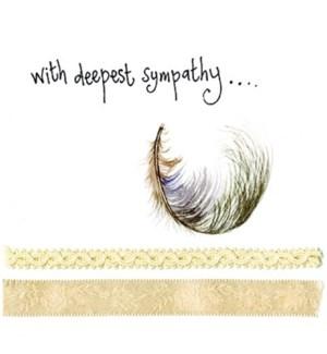 SYB/Sympathy Feather