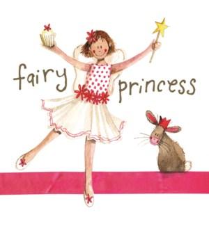 NOTEPAD/Fairy Princess (Mini)
