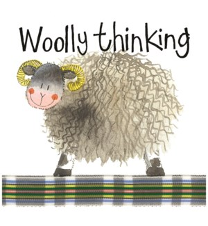 NOTEPAD/Woolly Think (Mini)