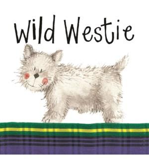 NOTEPAD/Wild Westie (Mini)