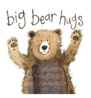 NOTEPAD/Bear Hugs (Mini)