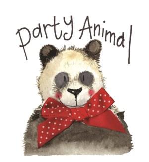 NOTEPAD/Party Animal (Mini)