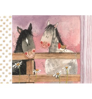 PLACEMAT/Horse Whispers