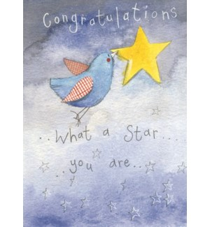 COB/Congratulations
